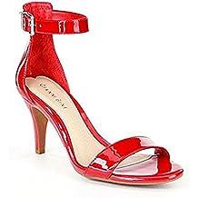 Gianni Bini Maye Dress Red Sandals