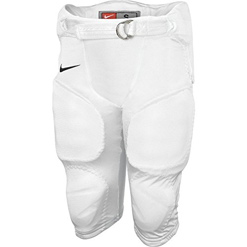 - Nike Boy's Recruit Integ Football Pant TM White/TM Black Size Medium