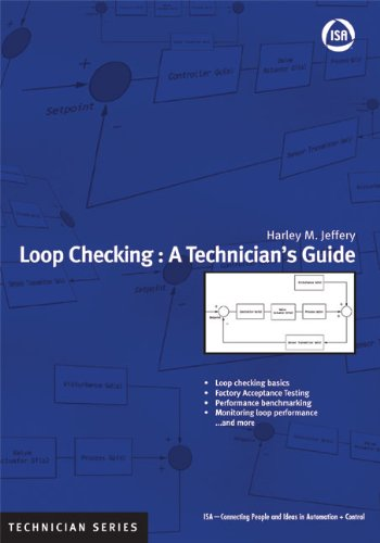 Loop Checking: A Technician's Guide (ISA TECHNICIAN SERIES)