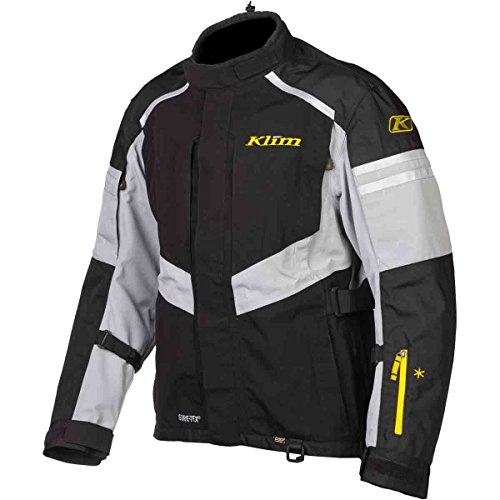 - Klim Latitude'15 Men's MX Motorcycle Jacket - Black/Medium
