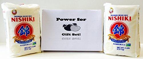 UPC 610816332105, PowerMedley Nishiki premium medium grain rice 5 lbs (Pack of 2)