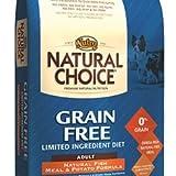 Natural Choice Grain Free Adult Dog Food 14lb
