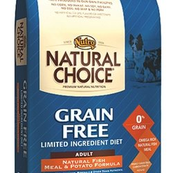 Natural Choice Grain Free Adult Dog Food 14lb