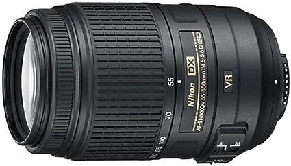 Nikon AF-P DX NIKKOR 70-300 mm f//4.5-6.3G ED VR Lens 20062B Reacondicionado