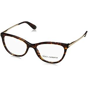 Dolce&Gabbana DG3258 Eyeglass Frames 502-54 - Havana DG3258-502-54