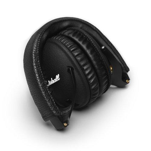 Marshall Headphones M-ACCS-00152 Monitor Headphones, Black
