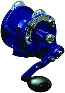 product image for Avet 2-Speed H5.4:1,L2.4:1 Lever Drag Reel, Blue