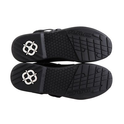 A.R.C. Corona Motocross Boot - Black - Size 11