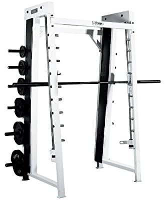 Ironcompany.com York ST Counter-Balanced Smith Machine