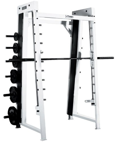 York ST Counter Balanced Smith Machine