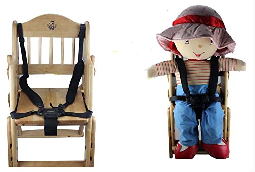 Universal Baby 5 Point Harness Belt For Stroller High