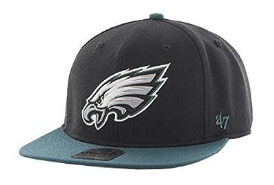 47 Brand Philadelphia Eagles Two-Toned Super Shot Mens Snapback Hat