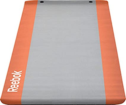 Amazon.com: Reebok Eco Yoga Mat Naranja: Sports & Outdoors
