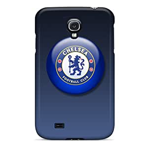High Quality Phone Case For Samsung Galaxy S4 With Unique Design Beautiful Chelsea Fc Image EricHowe