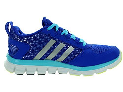 Adidas Performance Speed â??â??Trainer 2 W Calzado, Negro / metálico de carbono / blanco, 5 M US Boblue/Silvmt/Brcyan