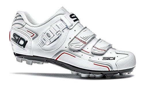 Sidi MTB Buvel Fahrradschuhe Damen white/white Größe 40 2017 Mountainbike-Schuhe