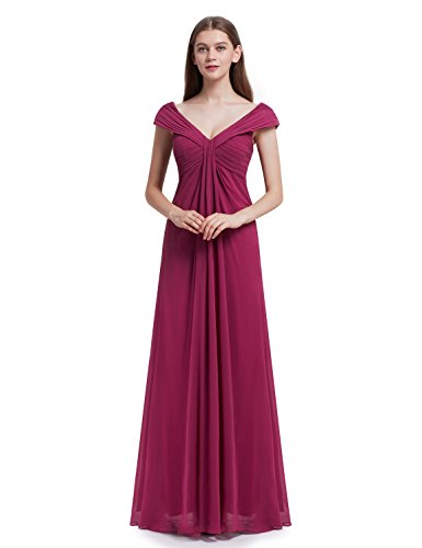 Ever Pretty Juniors Shoulder Floor Length product image