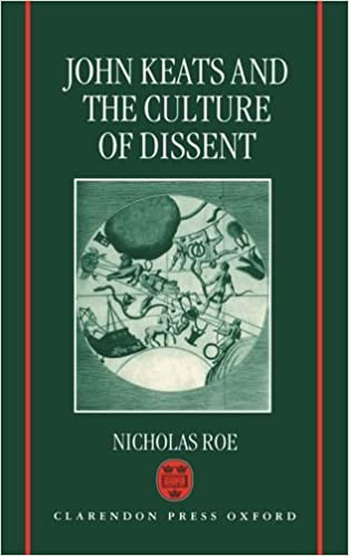 John Keats and the Culture of Dissent