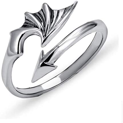 Sterling Silver Ring Arrow Design