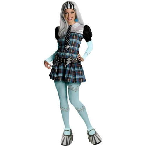 Secret Wishes Monster High Deluxe Adult Frankie