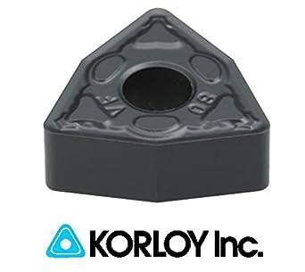 Insert # Korloy Carbide Insert Pack of 10 CNMG 431 HA