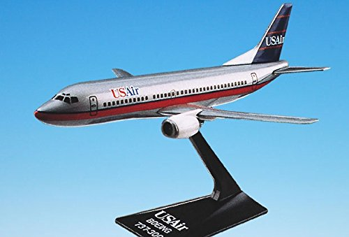 Flight Miniatures USAir (89-97) Boeing 737-300 1:180 Scale Display Model with - Miniature 94