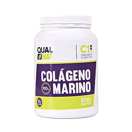 Qualnat Colageno Marino, Hidrolizado, 300gr, Colageno ...