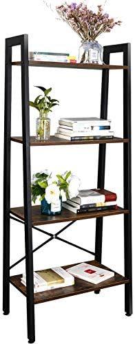 ZENY 4-Tier Bookshelf - the best modern bookcase for the money