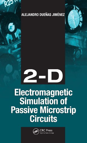 Download 2-D Electromagnetic Simulation of Passive Microstrip Circuits Pdf