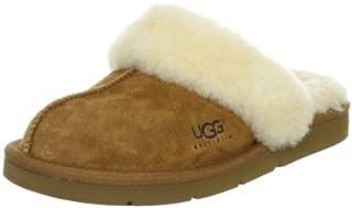 UGG Australia Women's Cozy II Slippers-Chestnut, size 8 B(M