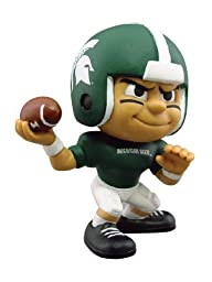 Lil\' Teammates Michigan State Spartans Quarterback NCAA Figurines