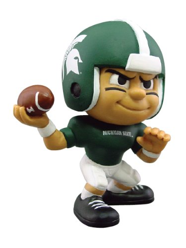 Lil' Teammates Michigan State Spartans Quarterback NCAA (Lil Teammates Quarterback Figurine)