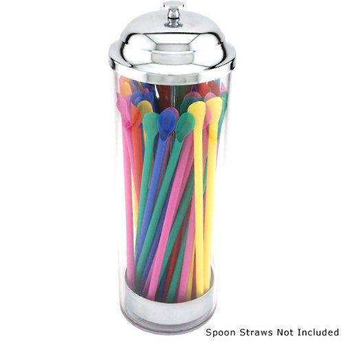 Winco Column Straw Dispenser