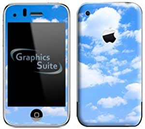 Blue Sky Clouds Skin for Apple iPhone 3G or 3G S