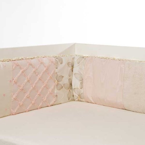 Glenna Jean Florence Bumper, Grey/Pink/White