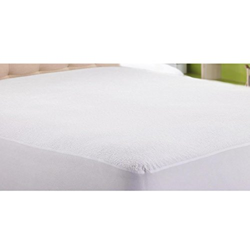 Discover Bargain Ideal Linens Premium Waterproof Mattress Protector - Dust Mite and Bacteria Resista...
