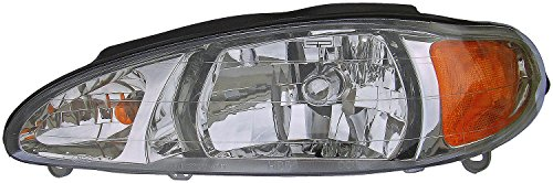 Dorman 1590250 Driver Side Headlight Assembly For Select Ford / Mercury Models