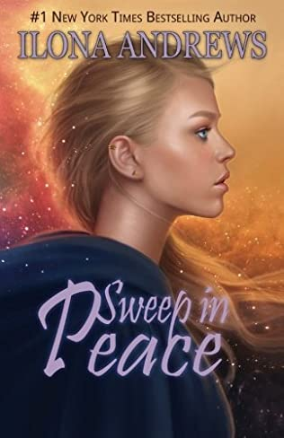 book cover of Sweep in Peace
