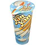 Meiji: Yan Yan Vanilla Cream Snack, 2 Oz