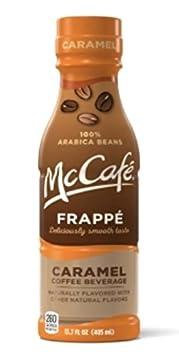 Mc Cafe Frappe, Caramel, 13.7fl.Oz.(Pack Of 12) by Mc Café