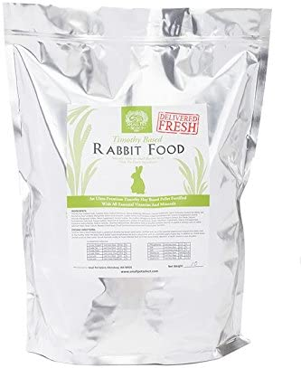 Small Pet Select Rabbit Food Pellets, 10-Pound