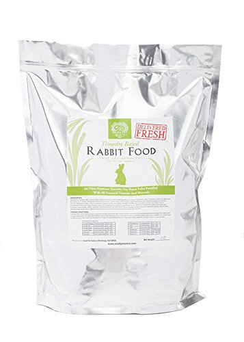 Small Pet Select Rabbit Food Pellets, -