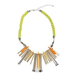 Just Showoff Women's Alloy Rope Necklace