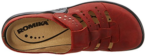 Rot Rot ROMIKA Femme 20 Maddy Pantoufle wPOqBT7