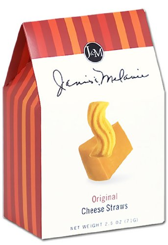J&M Foods Original Cheese Straws