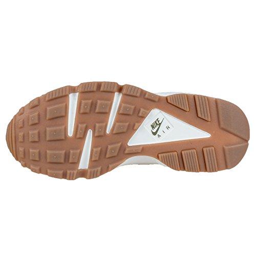 Nike Luft Huarache Run Ultra Premium Damen Schuhe - Nacht Kastanienbraun / dunkel cayenne-sail, 37.5