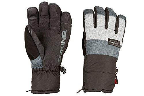 (Dakine Men's Omega Snow Gloves (Carbon Heather, Medium) )