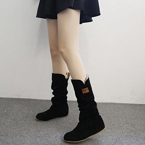 mujer para hasta negras tal altas rodilla bolas clase soporte la de de Encantadoras HKFV xpYq4w0Y