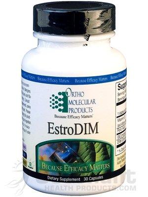 Ortho Molecular Products Estrodim Capsules, 30 Count