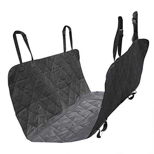 Juvale Pet Seat Cover for Automobiles, Cars, Trucks, and SUV